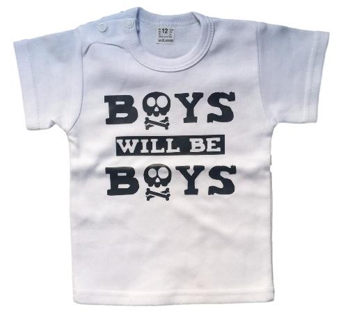 Boys will be boys white