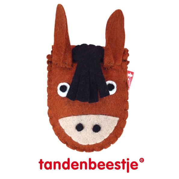 tandenbeestje paard