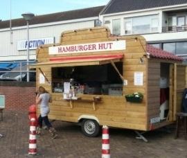 Hamburgers en Braadworsten 50 personen