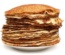 Easy pancake mix 1 Kg