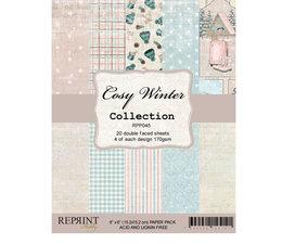 Cosy Winter 6x6 - Reprint
