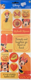 Minnie Mouse Stickers - Sandylion