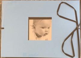 Mini Album Blue 3 5x7 - DCWV