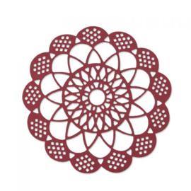 Antique Doily Thinlits by Samatha Barnett - Sizzix