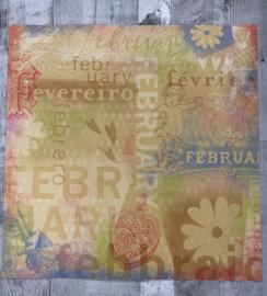 February - Karen Foster