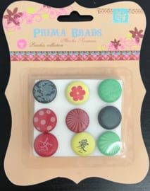 Prima Brads Peaches Collection