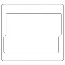 Thick Cuts File Folder #2 - Ellison Design