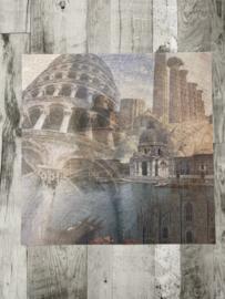 Italy Right - Wubie Prints