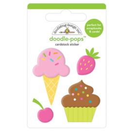 Doodle-Pops Sweet Treats - Doodlebug