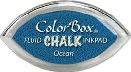 Cat's Eye Chalk Ink Ocean - Colorbox