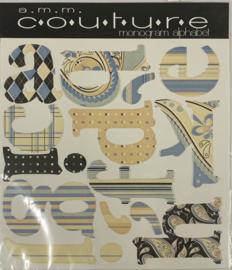 Couture Monogram Alpha Suave - AMM