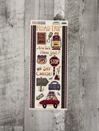 Debbie Mumm Road Trip - Creative Imaginations