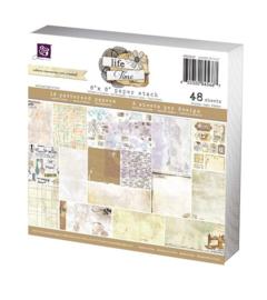 Life Time Paper Pad 6x6 Prima