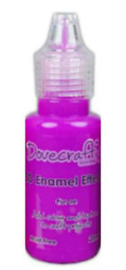 3D Enamel Effects Purple Dovecraft