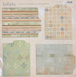 Going Places File Folders - Foof-a-la