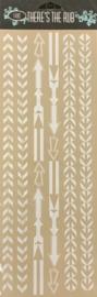 Arrow Borders V - Luxe Design