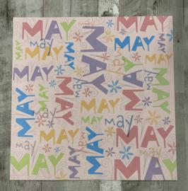 May - Karen Foster