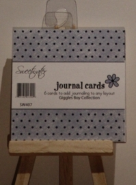 Journal Cards Giggles Boy Sweetwater