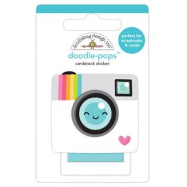 Cute & Crafty Doodle-Pops Oh Snap - Doodlebug