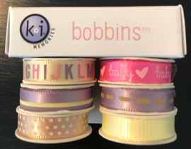 It's a Girl Bobbins KI Memories