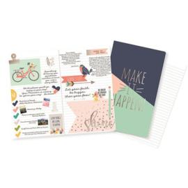 Doc-It Journal - Posh Collection  Carpe Diem