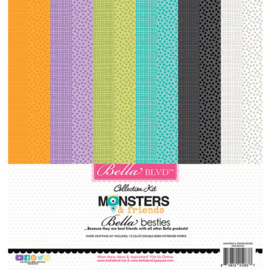 Monsters & Friends Collection Kit - Bella BLVD