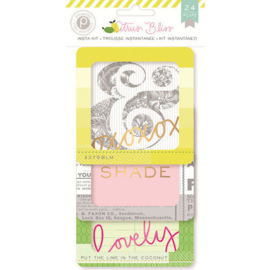 Citrus Bliss Insta Kit Pink Paislee