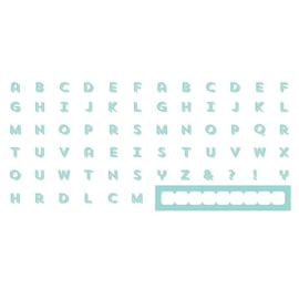 Letterpress Plates Block
