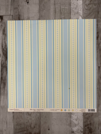 Bliss Boy Mega-Stripe - Paper Salon