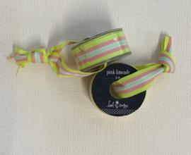 Pink Limeade Ribbon 3ft - Heidi Swapp