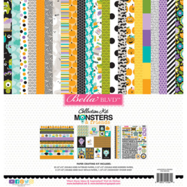 Monster & Friends collection Kit - Bella BLVD