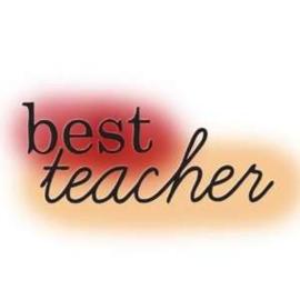 Snag 'em Stamps Best Teacher