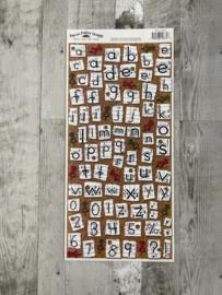 School Letters - Karen Foster