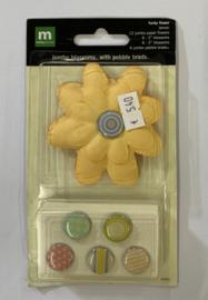 Funky Flower Lemon - Making Memories