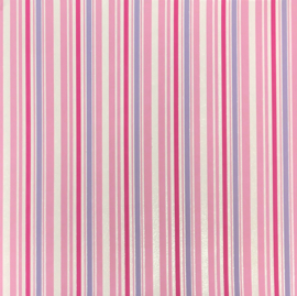 Princess Stripe - Creative Imaginations (glitter & embossed)