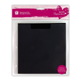 Stamp & Die Storage Packets Magnetic Docrafts Papermania