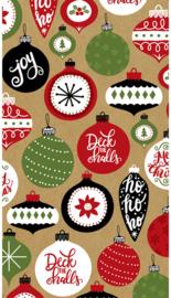 Blank Inserts Celebrate Christmas - Echo Park