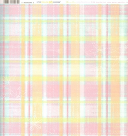 Plaid Delightful Collection - Little Yellow Bicycle