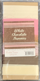 White Chocolate Bunnies Trims - Rusty Pickle