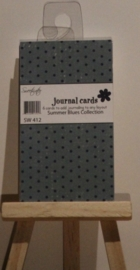 Journal Cards Summer Blues Sweetwater