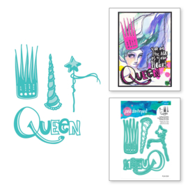 Queen for a Day Dies by Jane Davenport - Spellbinders