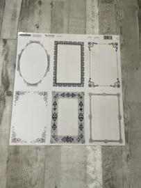 Narratives Frames Transparency - Creative Imaginations