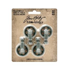 Pulley Wheels mini - Tim Holtz Idea-ology