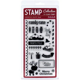 Snickerdoodle Stamp Collection