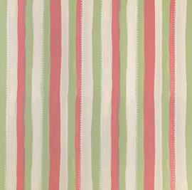 Holiday Stripe by Teresa Colins - Junkitz