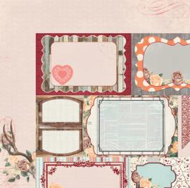 Delicate - Bella Rosa Collection Bo Bunny