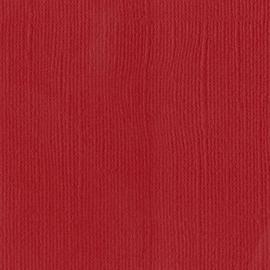 Red 12x12 - Bazzill