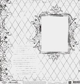 Paintables Iron Orchid Design