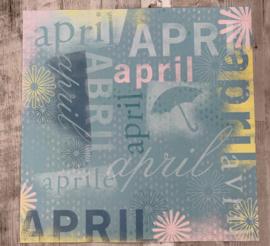 April - Karen Foster