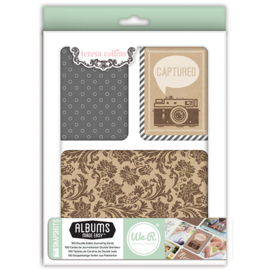 SnapShots Journaling Cards We R Memory Keepers
